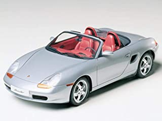 Assembly Model Kit Car Porsche Boxster - 24187 - Scale 1/24