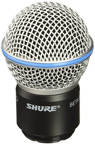 Shure RPW118 Dynamic Replacement Element for Beta 58A Microphone Transmitters