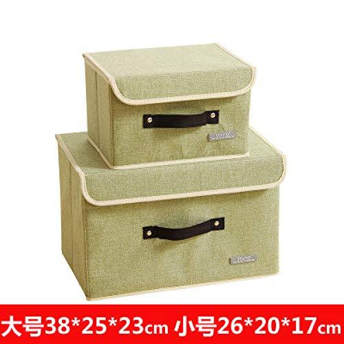 terilizi opklapbare kast opbergdoos bedekt met een set van 2 speelgoed slaapkamer boeken kantoor quilt onder de bed opbergdoos