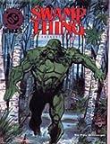 Swamp Thing: Sourcebook/Adventure (DC Heroes)