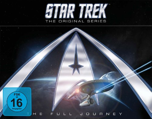 Star Trek - Die komplette Serie: The Full Journey (23 DVDs)