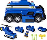 Patrulla Canina- Paw Patrol-Camião de Polícia Deluxe Juguete (Concentra 6058329)