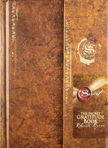 The Secret. The Book of Gratitude Notebook