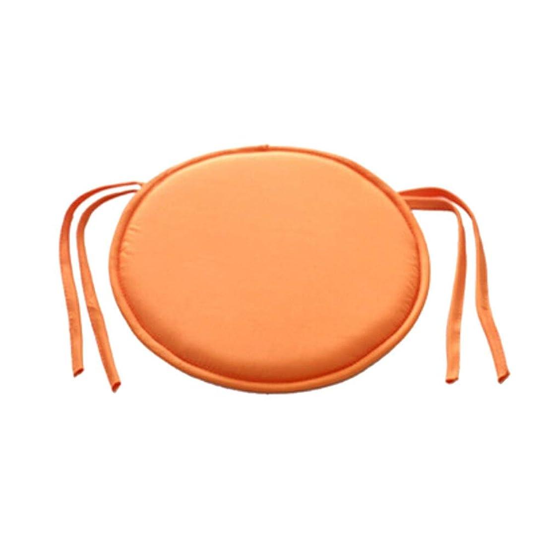 ストライク誰か謙虚なLIFE ホット販売ラウンドチェアクッション屋内ポップパティオオフィスチェアシートパッドネクタイスクエアガーデンキッチンダイニングクッション クッション 椅子