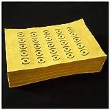 Tesoro Riqueza lingote de Oro Chino Photo Paper Burning antepasado Dinero Wealing Buda Papel ardiendo Dios