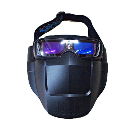 Servore Auto Shade Darkening Welding Goggle Arc-513 + Arc513 Shield World's First Tig