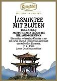 Ronnefeldt - Jasmintee mit Blüten - Aromatisierter Grüner Tee -