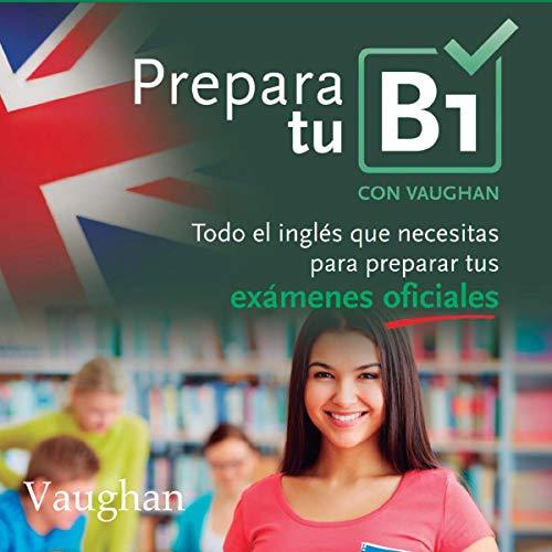 Diseño de la portada del título Prepara tu B1