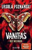 VANITAS - Rot wie Feuer: Thriller (Die Vanitas-Reihe 3)