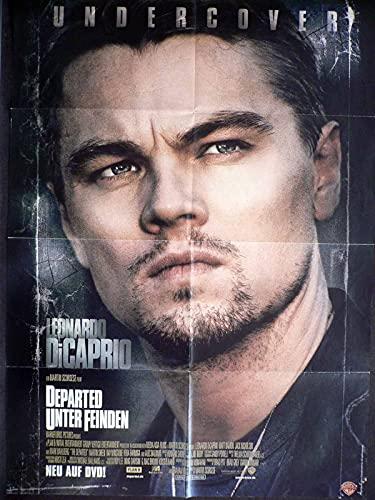 Departed - Unter Feinden - Leonardo DiCaprio - Videoposter A1 84x60cm gefaltet