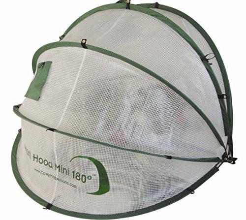 Rob McAlister Ltd Mini-invernadero de campana Horti Hood, plegable, montaje en pared,...