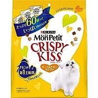 【セット販売】モンプチ クリスピーキッス チーズ&チキンセレクト 180g×5コ