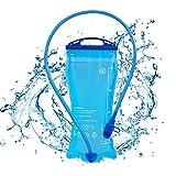 IWILCS 2L Sacca idrica, Sacca Idratazione Sacca idrica per Sacca idrica, Sacca da Vescica Sacca idrica Senza BPA per Bicicletta da Campeggio