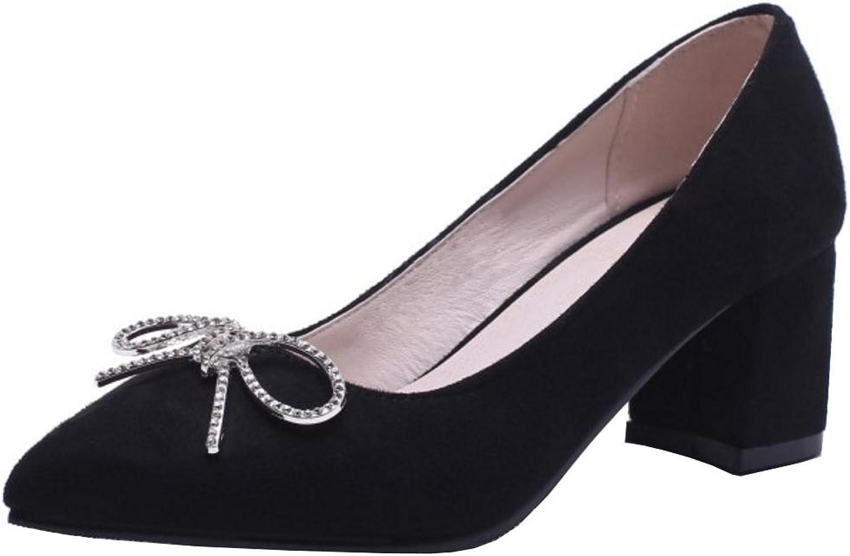 Luis Vuis Women Pointed Toe Pump shoes