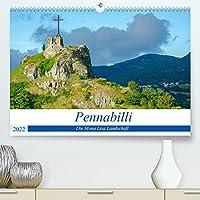 Pennabilli, die Mona Lisa Landschaft (Premium, hochwertiger DIN A2 Wandkalender 2022, Kunstdruck in Hochglanz): Pennabilli, ein Dorf der Apenninen in Italien (Monatskalender, 14 Seiten )