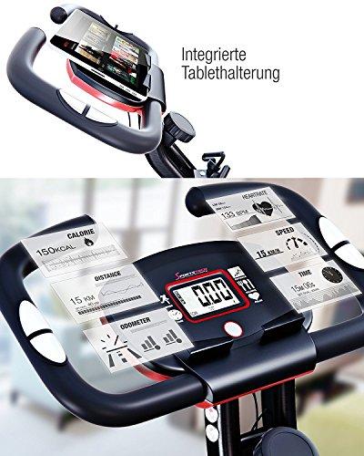 Sportstech Ergometer X100-B - 4