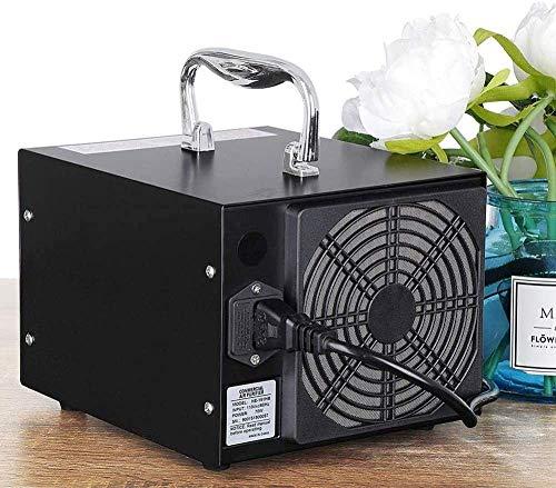 el Ozono Generador de Ozono Industrial Máquina para Purificador de Aire 5000Mg / H Elimine Los Olores de Purificación de Aire