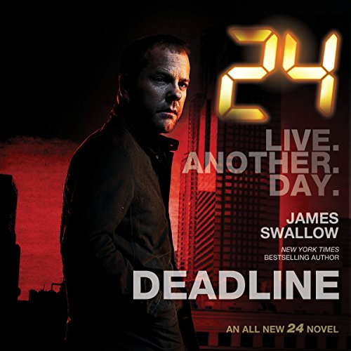 24: Deadline audiobook cover art