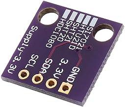 ZTSHBK Módulo Sensor de Temperatura y Humedad SHT21, medición Ambiental de Alta precisión, hogar Inteligente, 3 uds.
