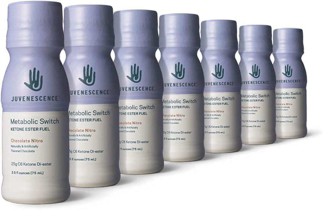 Metabolic Switch Max 46% OFF Ketone Ester Fuel Di-Ester Special Campaign First Dri C6