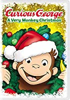 Curious George: A Very Monkey Christmas [DVD] [Import]