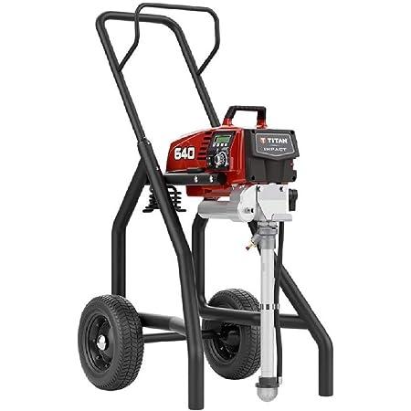 Titan Impact 640 3300 psi Metal Airless Paint Sprayer