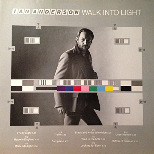 Ian Anderson - Walk Into Light - Chrysalis - 205 902