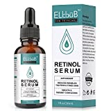 Retinol Serum, Retinol Liposome Delivery System with Hyaluronic Acid and Vitamin E, Aloe, Anti Aging Retinol Serum for Skin Repair, Brighten Your Look, Fine Line and Wrinkles