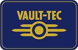 Östberg & Sørensen Fallout Magnet   Vault-Tec   3.4 x 2.12 in / 8.5 x 5.5 cm