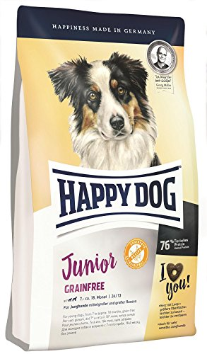 Happy Dog Junior Grainfree, 1er Pack (1 x 10 kg)
