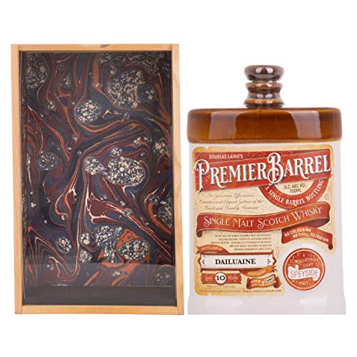 Douglas Laing DAILUAINE Premier Barrel 10 Years Old Single Malt Scotch Whisky Whisky (1 x 0.7 l)