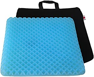 FOMI Premium Firm All Gel Orthopedic Seat Cushion Pad (15