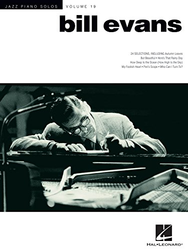 Bill Evans Songbook: Jazz Piano Solos Series Volume 19 (Jazz Piano Solos (Numbered))