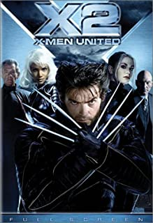 X2 - X-Men United (Full Screen Edition) by Patrick Stewart