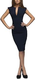 7dfdfa5f7 Amazon.fr : tailleur femme chic - Robes / Femme : Vêtements