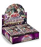 遊戯王OCG デュエルモンスターズ BURST OF DESTINY BOX(初回生産限定版)(+1ボーナスパック 同梱) CG1742