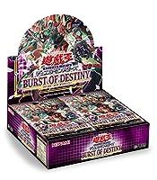 遊戯王OCG デュエルモンスターズ BURST OF DESTINY BOX CG1742