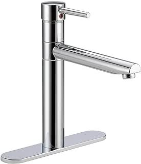 Delta Trinsic 1-Handle Kitchen Faucet in Chrome Model 1158LF