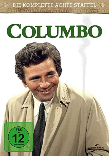 Columbo - Staffel 8 [3 DVDs]