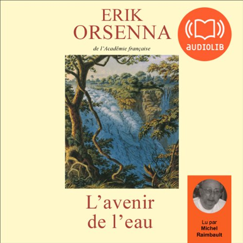 L'avenir de l'eau  audiobook cover art