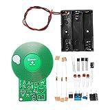 MYAMIA Kit De Detector De Metales De Bricolaje Tablero De Práctica De Soldadura De Bricolaje Electrónico