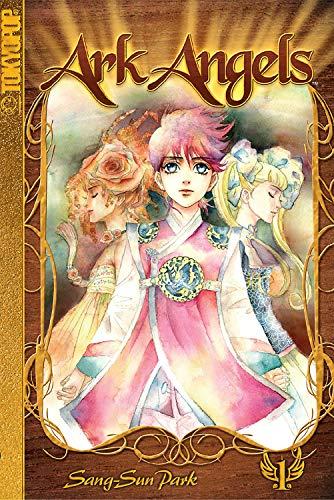 Ark Angels manga volume 1 (Ark Angels manga) (English Edition)