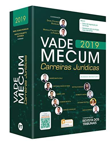 Vade Mecum 2019 Carrreiras Jurídicas