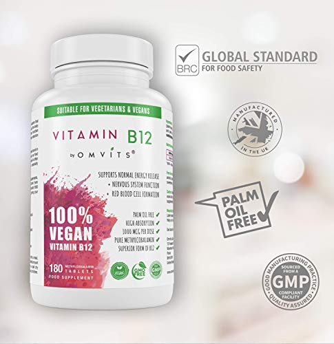 Vitamin-B12-Methylcobalamin-1000mcg-180-Vegan-Tablets-6-Month-Supply-Palm-Oil-Free-Sustainable-High-Dose-B12-Supplement-to-Support-Energy-Release-and-Reduction-of-Tiredness-Fatigue