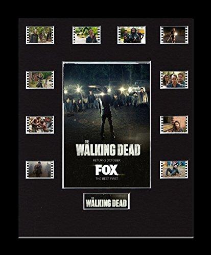 Walking Dead cell réplica 35mm película Cell enmarcada versión 2