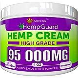 Hemp Pain Relief Cream - 95 000 MG - Made in USA