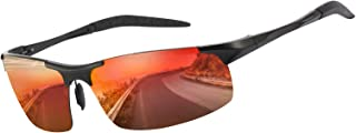 Fishing Glasses for Men Polarized Sunglasses Men UV400 Protection,Sports Driving Cycling Running...