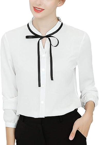 Geilisungren Camisa Professional Camiseta de Mujer Manga ...