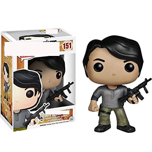 Fcunokacetr funko POP The Walking Dead Glenn Glenn Rhee figura de muñeca juguete