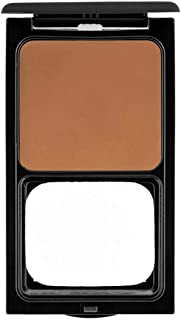 Compact Face Powder by Sacha Cosmetics, Best Pressed Matte Finishing Powder for use alone or Setting your Makeup Foundation to give a Flawless Finish, for All Skin Types, 0.45 oz, Perfect Honey